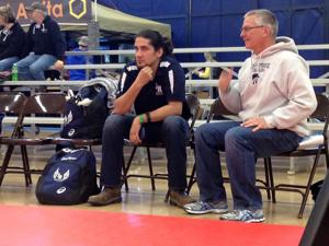 Big weekend for Ironwood Ridge wrestling
