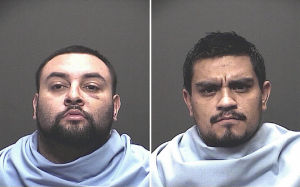 Inmates Charged With Promoting Prison Contraband: Jose Ramon Ortiz, left and Roberto Zavala