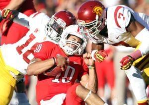 UofA vs USC Football