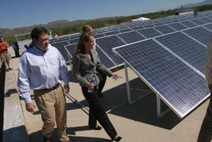 Arizona's solar aspirations in peril