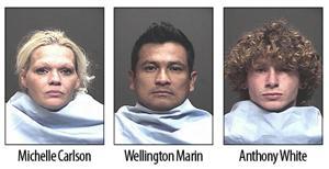 Home invasion suspects