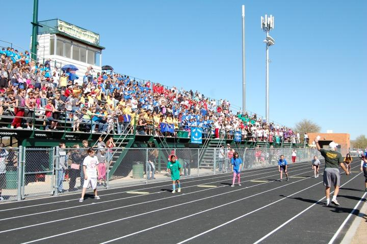 Amphitheater Elementary District Track Meet