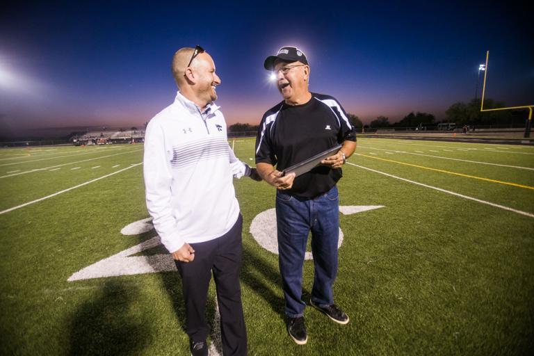 Mountain View renames field for coaching legend