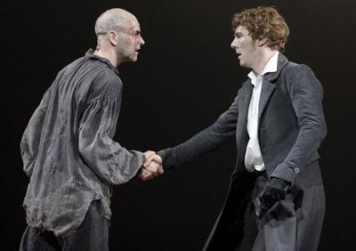 Frankenstein, presented by National Theatre Live
