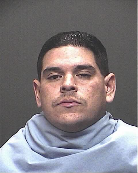 Corrections Officer Arturo Martinez