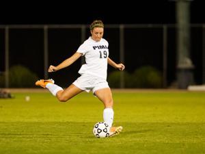 Shannon Shields soccer