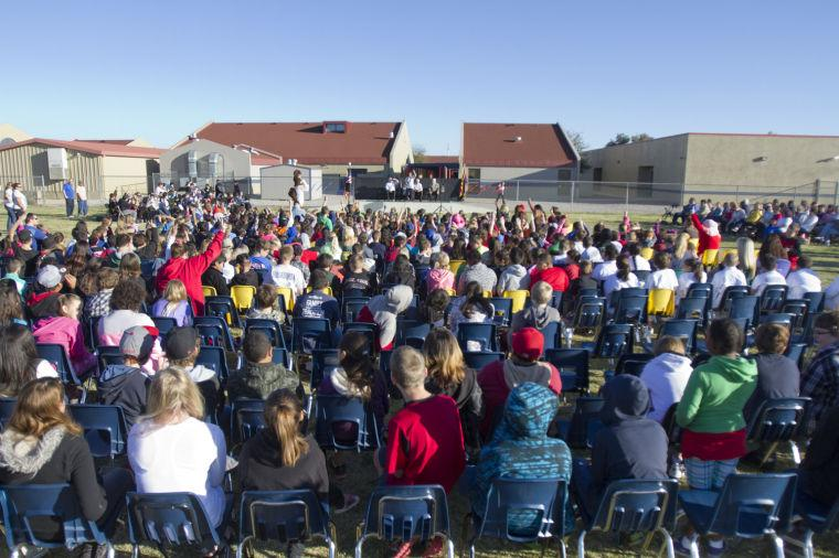 Roadrunner Elementary School's 30th year celebrations