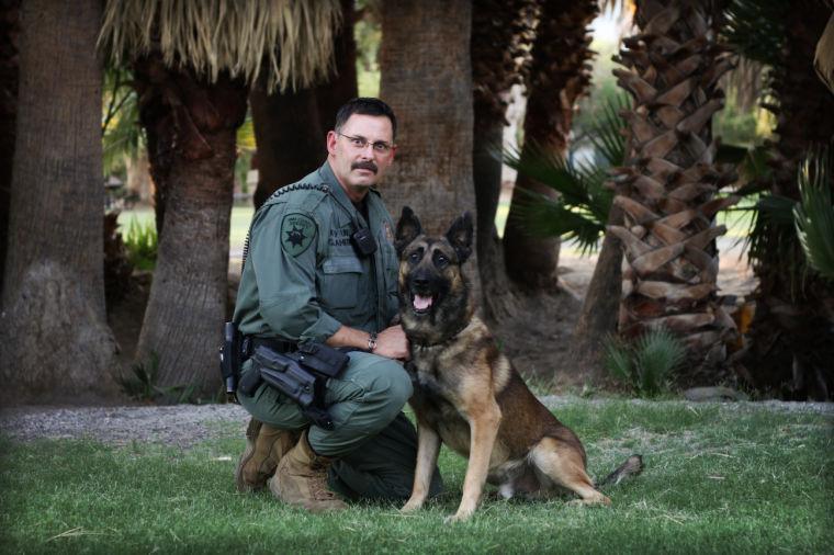 Pima County Sheriff Deputie's canine dies