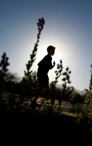 Arizona Distance Classic: Runner of all ages competed in Sunday's race in Oro Valley.  - Randy Metcalf/The Explorer