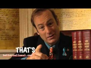 Tiger Trouble? Better Call Saul! - Better Call Saul Webisode