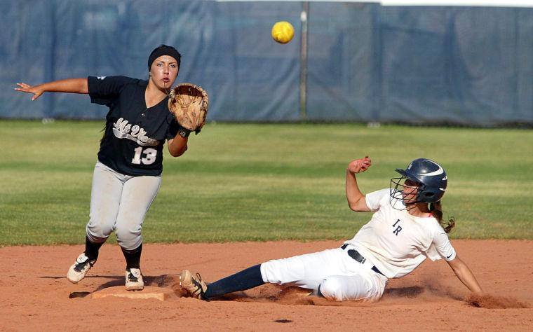 Ironwood Ridge vs Mountain View Softball