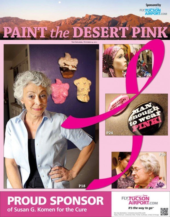 Paint the Desert Pink