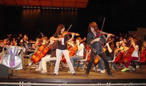 Violinist back at MUSD next week