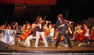 Violinist back at MUSD next week