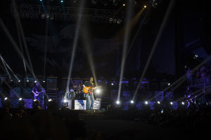 Country Thunder Day 2: Eric Church rocked the stage Friday night.  - J.D. Fitzgerald/The Explorer