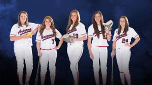 Wildcats softball senior weekend