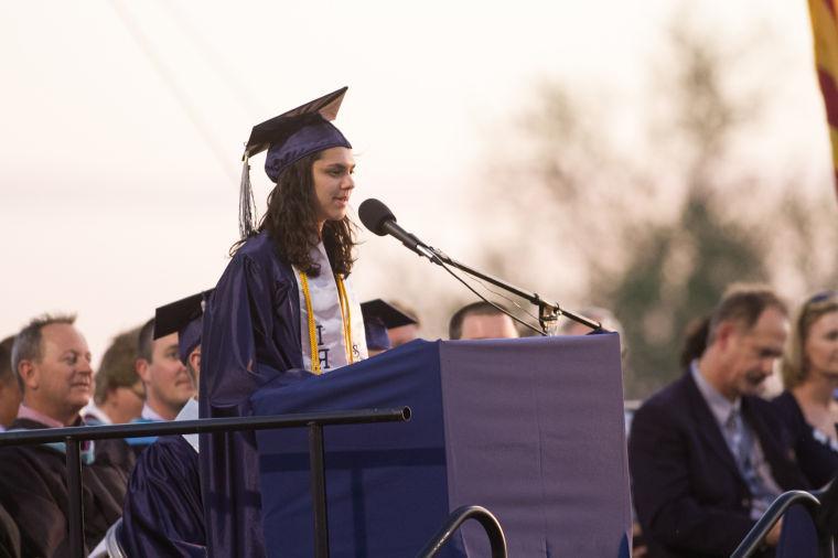 IRHS Graduation