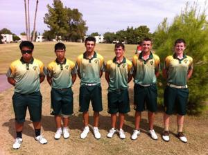 CDO boys place fourth at Dobson Ranch Invitational