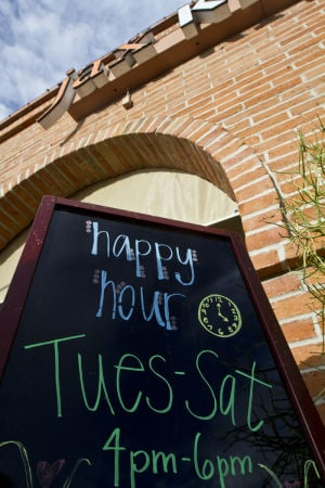 Sippin' Social - Jax Kitchen: Jax Kitchen offers a happy hour from 4 to 6 p.m. - Randy Metcalf/The Explorer