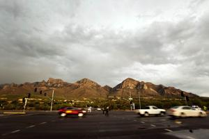Monsoons hit Oro Valley