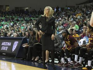 Local talent in short supply on state's NCAA women's hoop teams