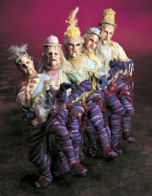 Cirque du Soleil in Tucson