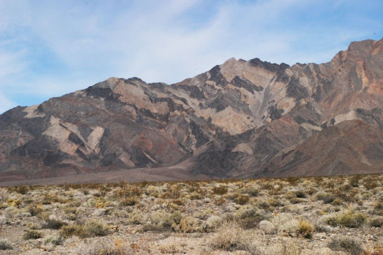 Visiting America's largest park – Death Valley