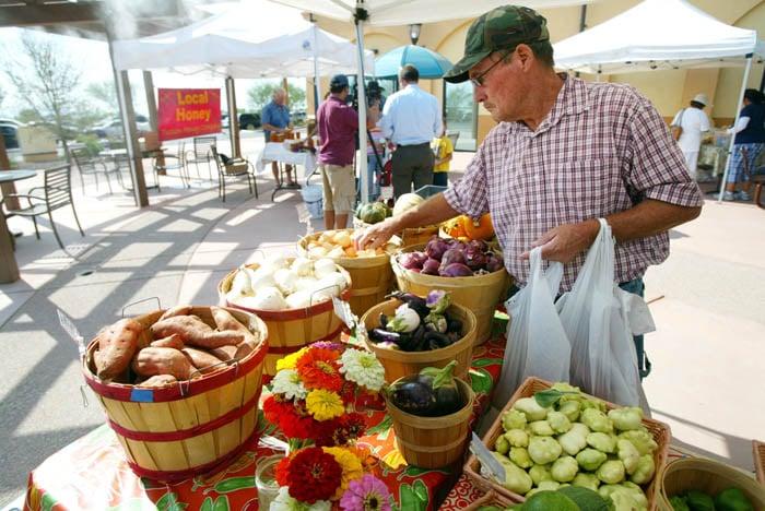 Farmer's market 1