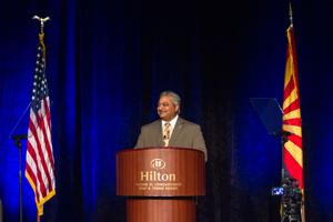 Hiremath proud of town accomplishments, delivers  Oro Valley State of the Town