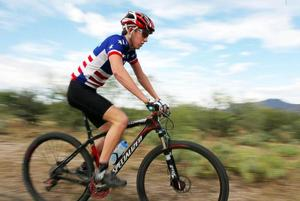 Biker, 17, conquers Moab with team