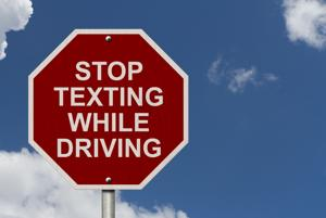 Stop Texting While Driving