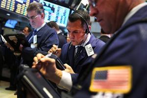 Wall Street stock market