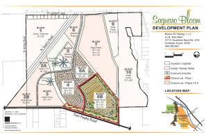 Saguaro Bloom Development - Courtesy of Grayhawk Development