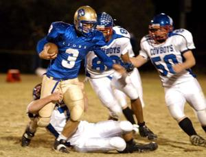 Win streak ends for Pusch Ridge