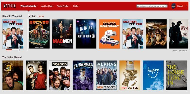 Netflix adds 26 streaming movies