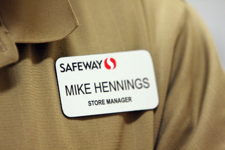 Safeway's Mike Hennings