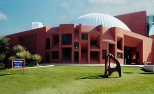 Flandrau Science Center - planetarium