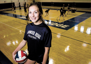 Aunesty Jantz leads Nighthawks in pursuit of state title