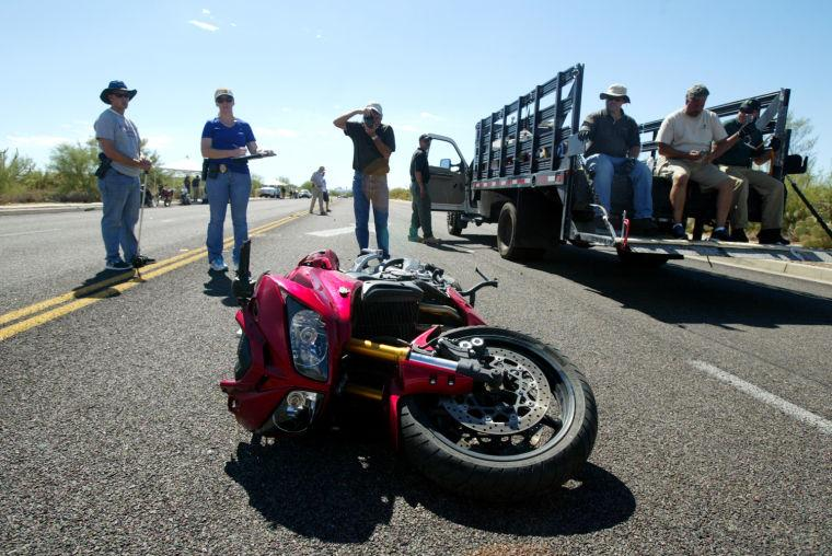 Motorcycle Accident Class