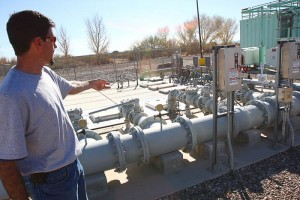 Marana Wastewater - Randy Metcalf/The Explorer