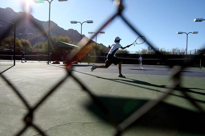 Copper Bowl tennis