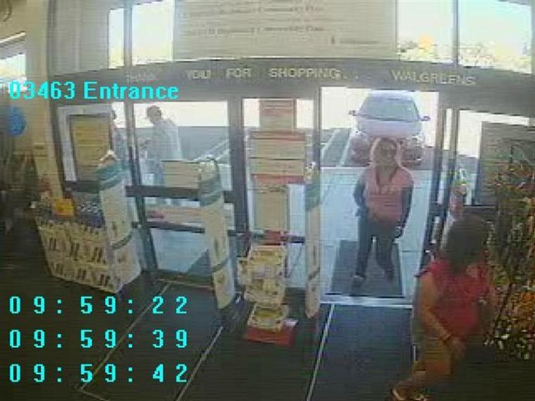 Foothills area Walgreen's robbed, two women at large