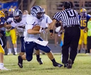 Ironwood Ridge vs Marana Football