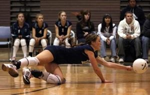 Ironwood Ridge spikers tweak their system