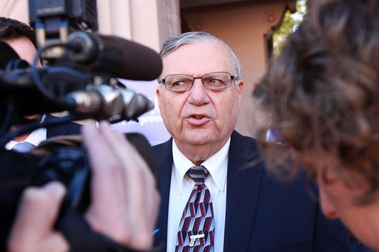 Sheriff Joe