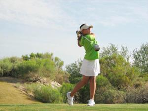 Messick, 12, represents state at junior world golf