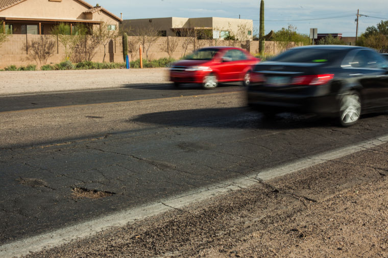 Residents speaking out about roads in Dist. 1