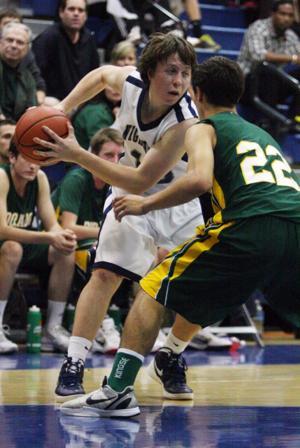 Ironwood Ridge vs Canyon Del Oro boys basketball