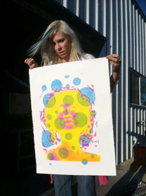 Monica Warhol 1