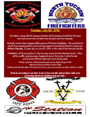 Fundraiser At Station Pub And Grille: Fundraiser at Station Pub and Grille